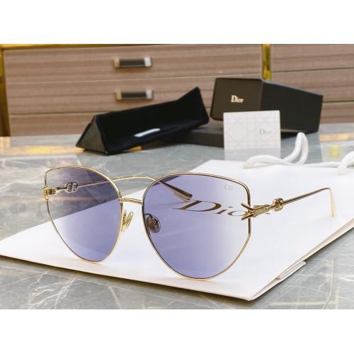 Christian Dior AAA Quality Sunglasses #856344