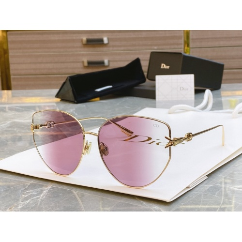 Christian Dior AAA Quality Sunglasses #856345