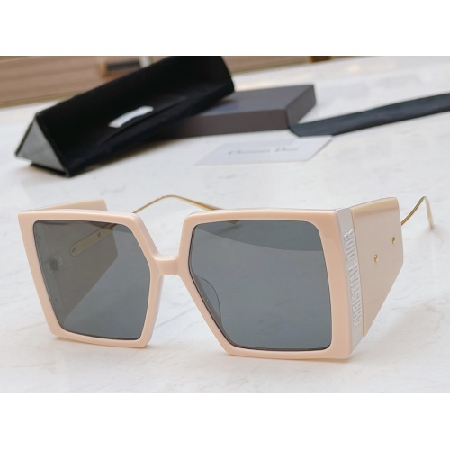 Christian Dior AAA Quality Sunglasses #856378