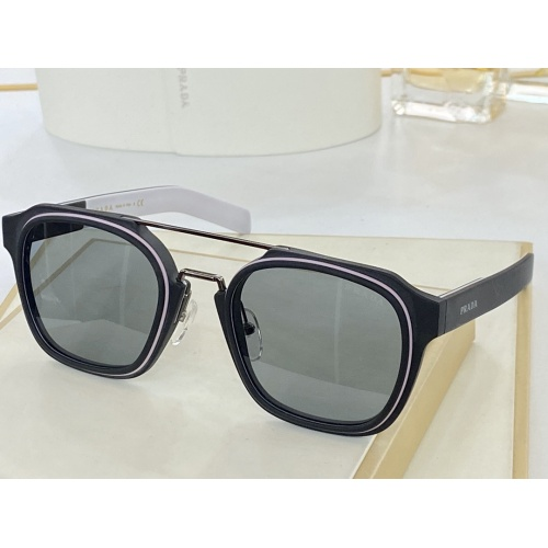 Prada AAA Quality Sunglasses #856382