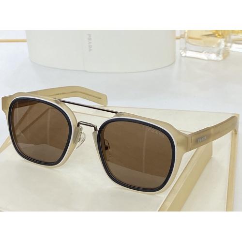 Prada AAA Quality Sunglasses #856383