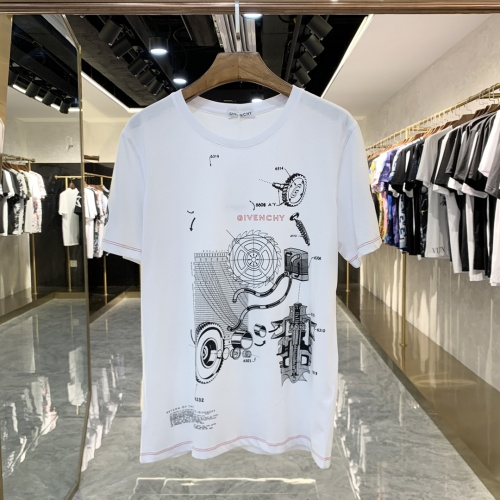 Givenchy T-Shirts Short Sleeved For Men #856398