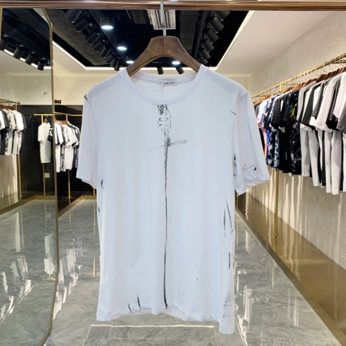 Givenchy T-Shirts Short Sleeved For Men #856399 $41.00 USD, Wholesale Replica Givenchy T-Shirts