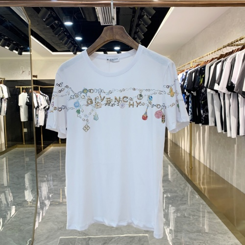 Givenchy T-Shirts Short Sleeved For Men #856400