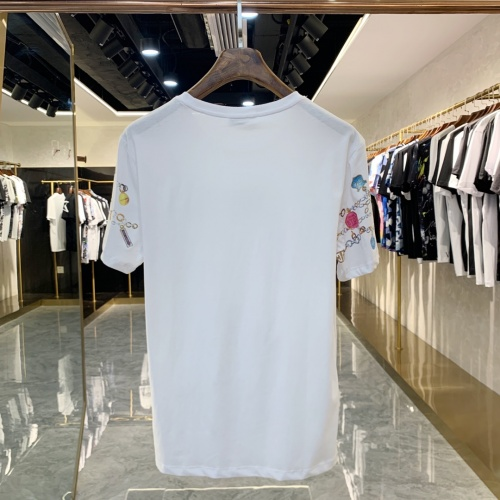 Replica Givenchy T-Shirts Short Sleeved For Men #856400 $41.00 USD for Wholesale