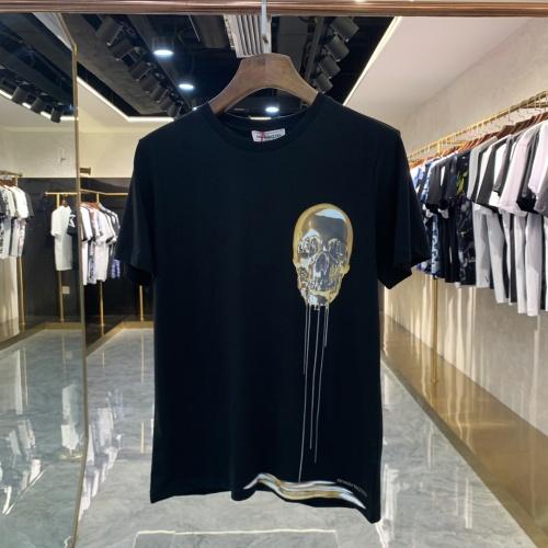 Alexander McQueen T-shirts Short Sleeved For Men #856410