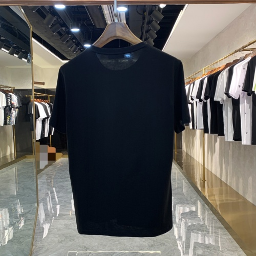 Replica Alexander McQueen T-shirts Short Sleeved For Men #856410 $41.00 USD for Wholesale