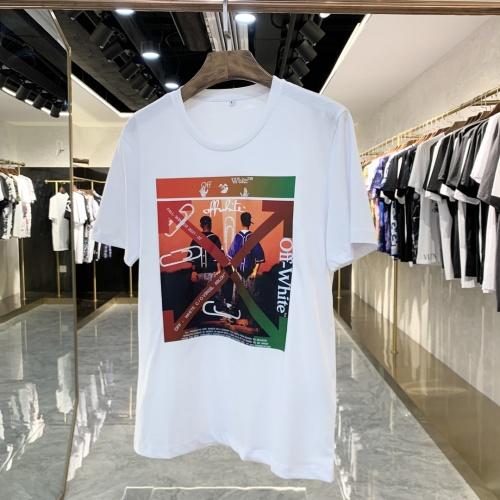 Off-White T-Shirts Short Sleeved For Men #856412