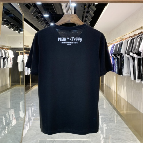 Replica Philipp Plein PP T-Shirts Short Sleeved For Men #856417 $41.00 USD for Wholesale