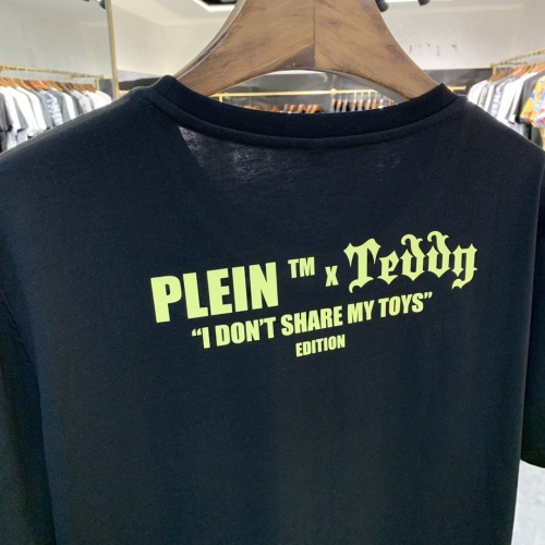Replica Philipp Plein PP T-Shirts Short Sleeved For Men #856419 $41.00 USD for Wholesale
