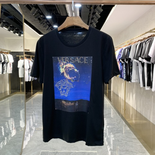 Versace T-Shirts Short Sleeved For Men #856421 $41.00, Wholesale Replica Versace T-Shirts