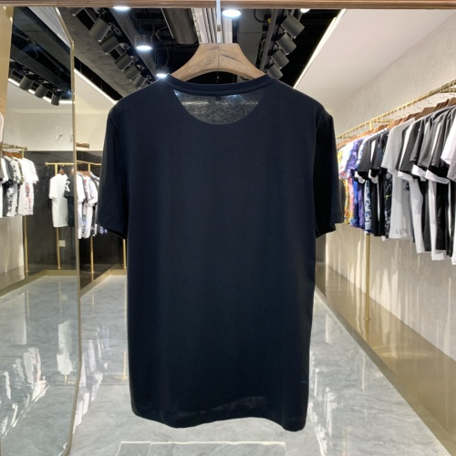 Replica Versace T-Shirts Short Sleeved For Men #856421 $41.00 USD for Wholesale