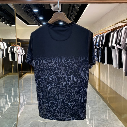 Replica Christian Dior T-Shirts Short Sleeved For Men #856427 $41.00 USD for Wholesale