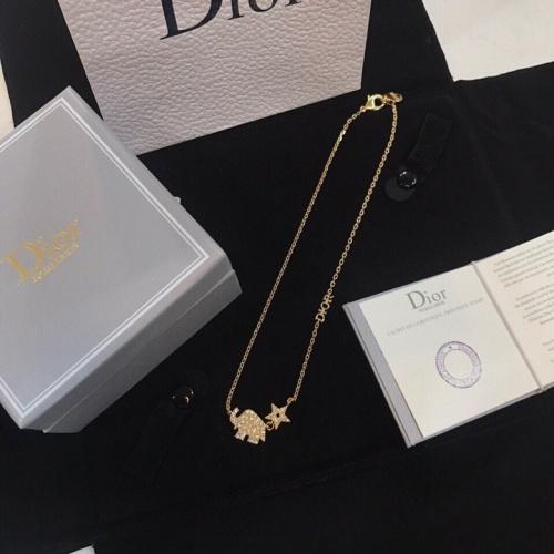 Christian Dior Necklace #856585 $32.00, Wholesale Replica Christian Dior Necklace
