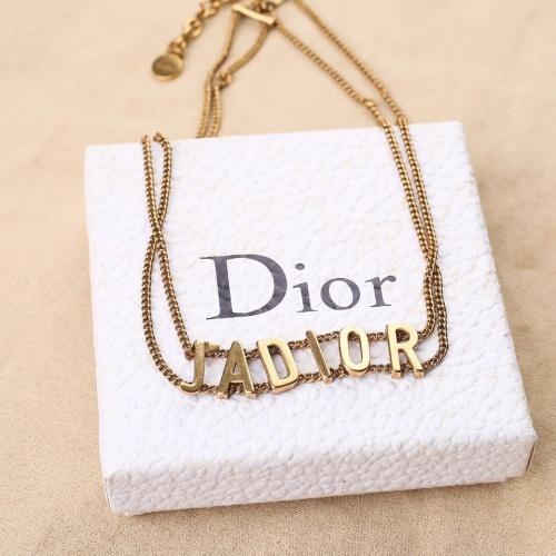 Christian Dior Necklace #856596 $29.00, Wholesale Replica Christian Dior Necklace
