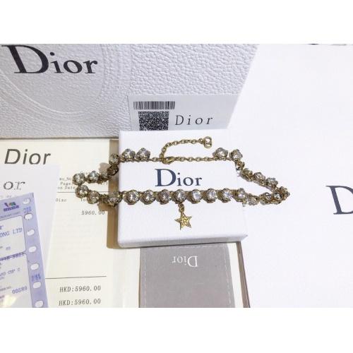 Christian Dior Necklace #856648 $40.00, Wholesale Replica Christian Dior Necklace