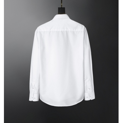 Replica Dolce & Gabbana D&G Shirts Long Sleeved For Men #856687 $38.00 USD for Wholesale