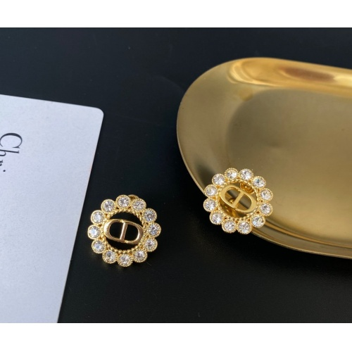 Christian Dior Earrings #856711 $27.00 USD, Wholesale Replica Christian Dior Earrings