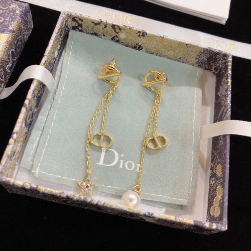 Christian Dior Earrings #856746 $32.00, Wholesale Replica Christian Dior Earrings