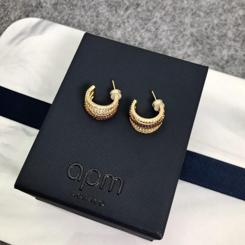 apm Monaco Earrings #856748