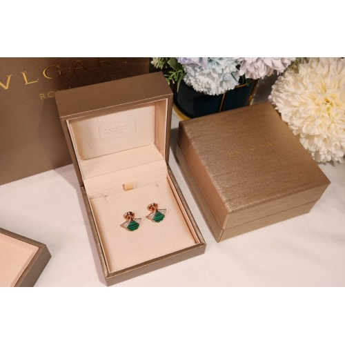 Bvlgari Earrings #856767 $40.00, Wholesale Replica Bvlgari Earrings