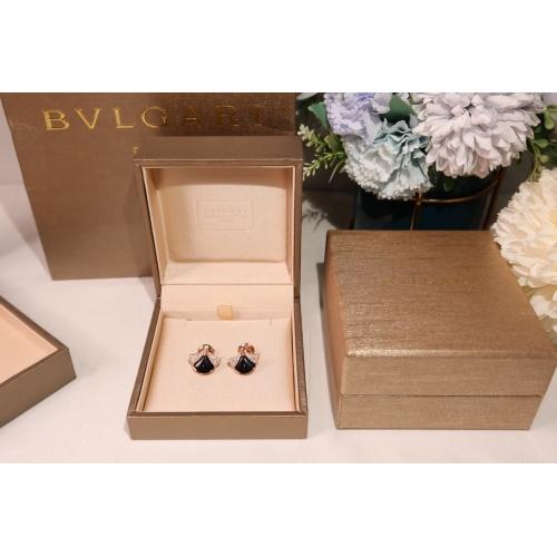 Bvlgari Earrings #856769 $40.00 USD, Wholesale Replica Bvlgari Earrings