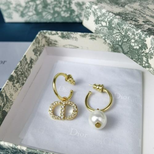 Christian Dior Earrings #856800 $29.00, Wholesale Replica Christian Dior Earrings