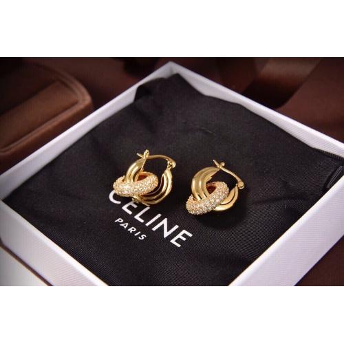 Celine Earrings #856805 $36.00, Wholesale Replica Celine Earrings