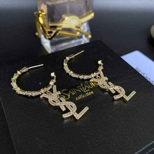 Yves Saint Laurent YSL Earring #856814 $32.00, Wholesale Replica Yves Saint Laurent YSL Earring