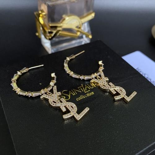 Yves Saint Laurent YSL Earring #856814