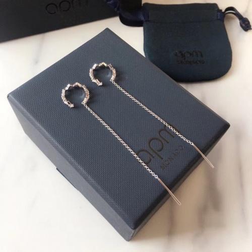 apm Monaco Earrings #856827 $34.00, Wholesale Replica apm Monaco Earrings