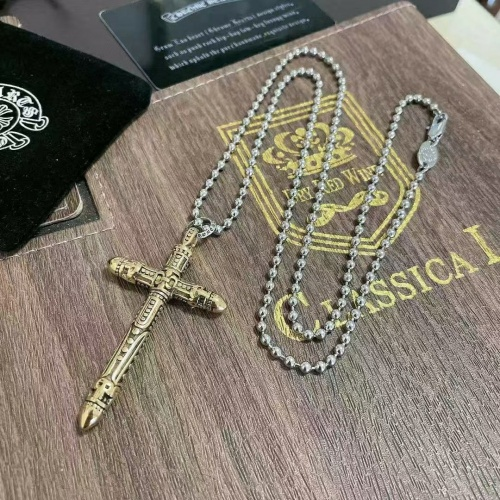 Chrome Hearts Necklaces #856835 $40.00, Wholesale Replica Chrome Hearts Necklaces
