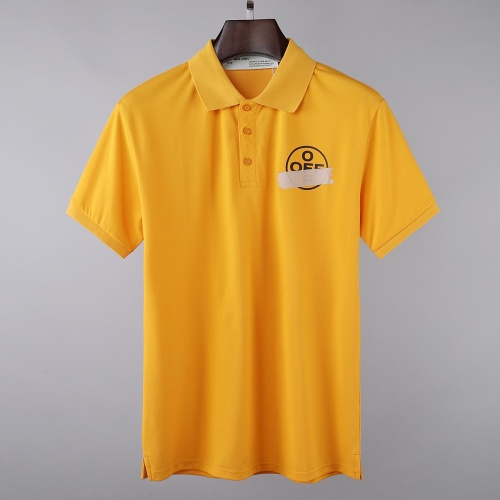 Off-White T-Shirts Short Sleeved For Men #856858
