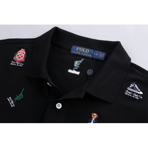 Replica Ralph Lauren Polo T-Shirts Short Sleeved For Men #856861 $40.00 USD for Wholesale