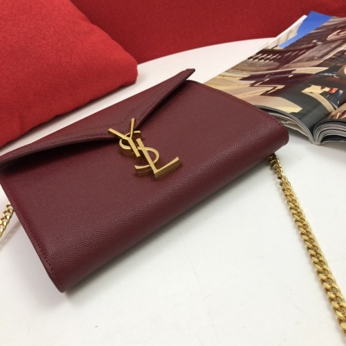 Replica Yves Saint Laurent YSL AAA Messenger Bags #856863 $88.00 USD for Wholesale