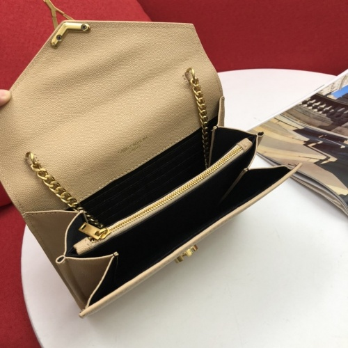 Replica Yves Saint Laurent YSL AAA Messenger Bags #856864 $88.00 USD for Wholesale