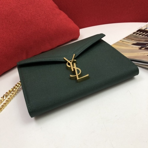 Replica Yves Saint Laurent YSL AAA Messenger Bags #856868 $88.00 USD for Wholesale