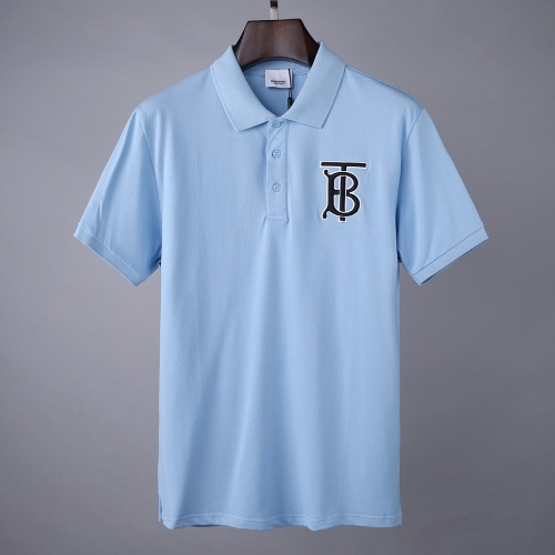 Burberry T-Shirts Short Sleeved For Men #856876 $39.00 USD, Wholesale Replica Burberry T-Shirts