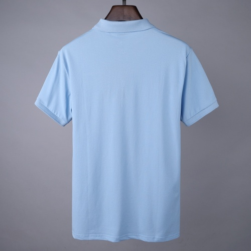 Replica Burberry T-Shirts Short Sleeved For Men #856876 $39.00 USD for Wholesale
