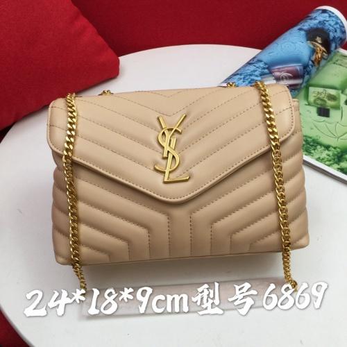 Yves Saint Laurent YSL AAA Messenger Bags #856880 $88.00 USD, Wholesale Replica Yves Saint Laurent YSL AAA Messenger Bags