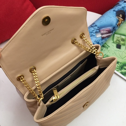 Replica Yves Saint Laurent YSL AAA Messenger Bags #856880 $88.00 USD for Wholesale