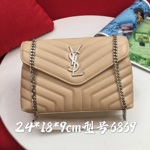 Yves Saint Laurent YSL AAA Messenger Bags #856881