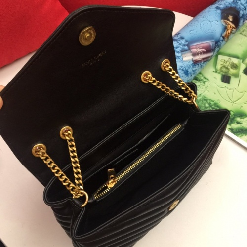 Replica Yves Saint Laurent YSL AAA Messenger Bags #856882 $88.00 USD for Wholesale