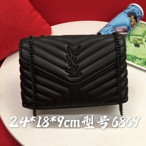 Yves Saint Laurent YSL AAA Messenger Bags #856883