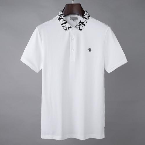 Christian Dior T-Shirts Short Sleeved For Men #856885 $39.00 USD, Wholesale Replica Christian Dior T-Shirts