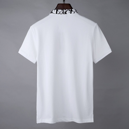 Replica Christian Dior T-Shirts Short Sleeved For Men #856885 $39.00 USD for Wholesale