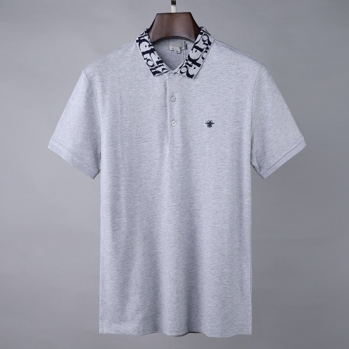Christian Dior T-Shirts Short Sleeved For Men #856886 $39.00 USD, Wholesale Replica Christian Dior T-Shirts