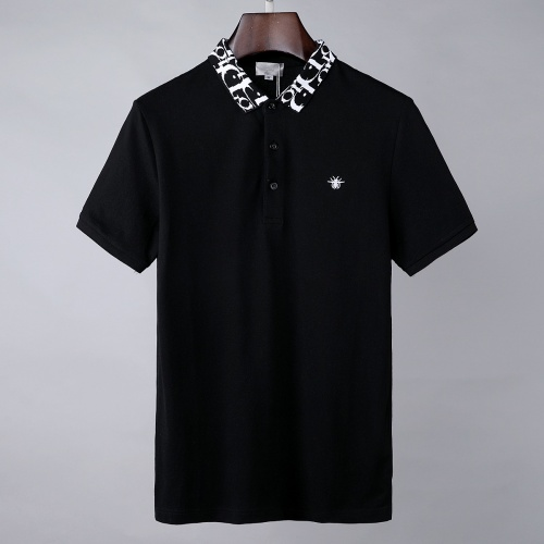 Christian Dior T-Shirts Short Sleeved For Men #856887