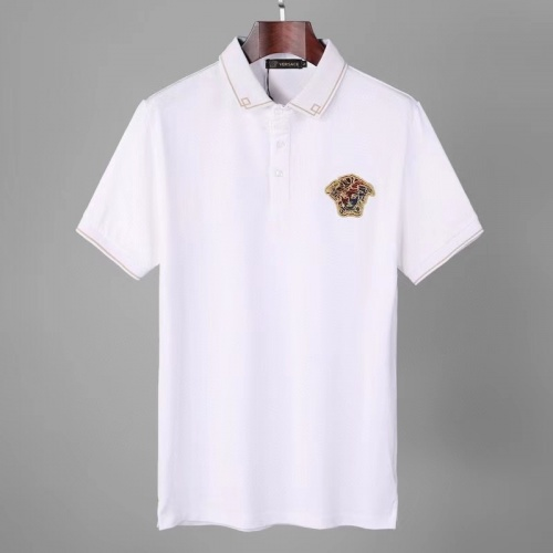 Versace T-Shirts Short Sleeved For Men #856888 $39.00, Wholesale Replica Versace T-Shirts