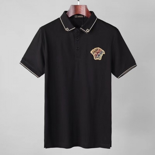 Versace T-Shirts Short Sleeved For Men #856889